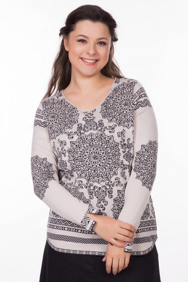 женский пуловер monari, черный