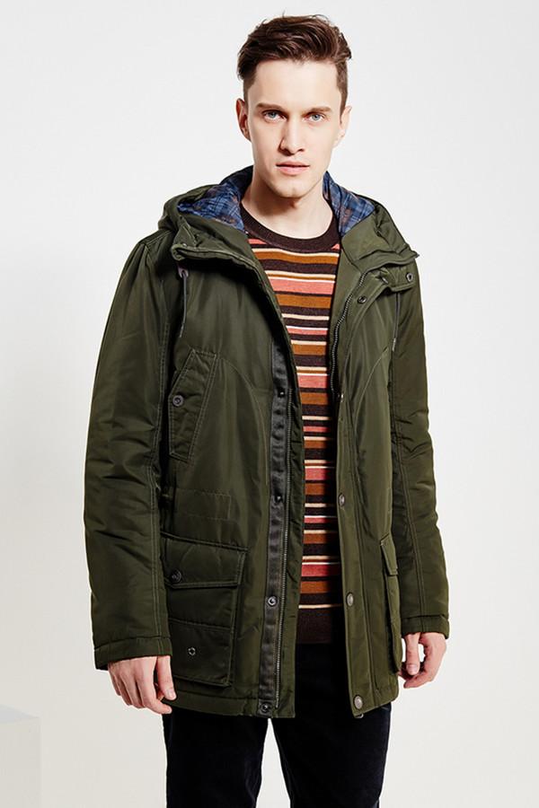 Куртка FINN FLAREКуртки<br><br><br>Размер RU: 56<br>Пол: Мужской<br>Возраст: Взрослый<br>Материал: полиэстер 100%<br>Цвет: Зелёный
