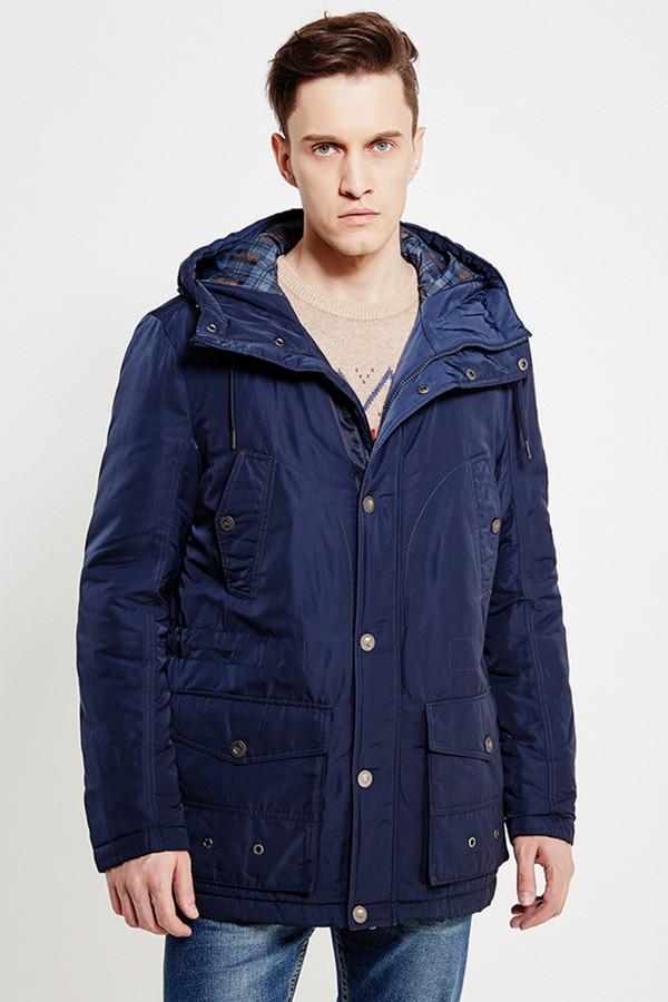 Куртка FINN FLAREКуртки<br><br><br>Размер RU: 56<br>Пол: Мужской<br>Возраст: Взрослый<br>Материал: полиэстер 100%<br>Цвет: Синий