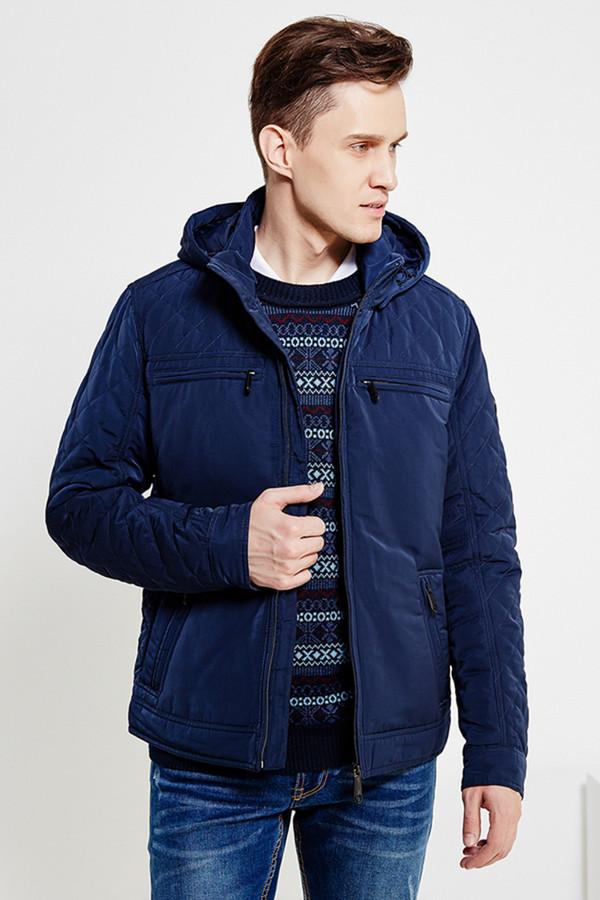 Куртка FINN FLAREКуртки<br><br><br>Размер RU: 60<br>Пол: Мужской<br>Возраст: Взрослый<br>Материал: полиэстер 100%<br>Цвет: Синий