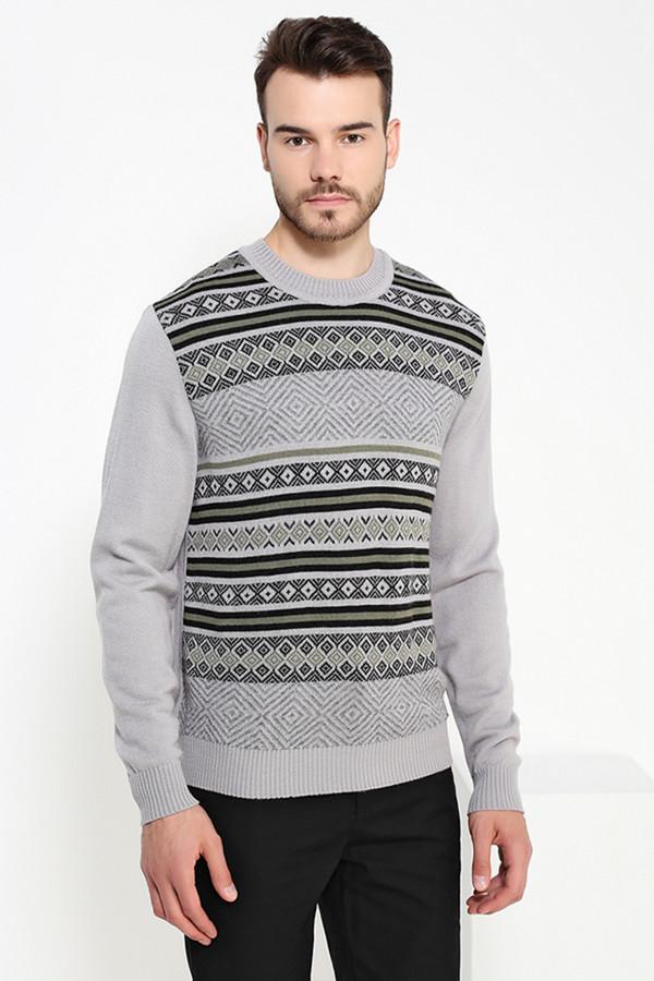 Джемпер FINN FLAREДжемперы и Пуловеры<br><br><br>Размер RU: 52<br>Пол: Мужской<br>Возраст: Взрослый<br>Материал: шерсть 50%, акрил 50%<br>Цвет: Разноцветный