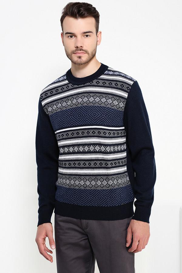 Джемпер FINN FLAREДжемперы и Пуловеры<br><br><br>Размер RU: 46<br>Пол: Мужской<br>Возраст: Взрослый<br>Материал: шерсть 50%, акрил 50%<br>Цвет: Разноцветный
