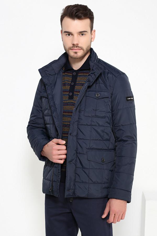 Куртка FINN FLAREКуртки<br><br><br>Размер RU: 46<br>Пол: Мужской<br>Возраст: Взрослый<br>Материал: полиэстер 100%<br>Цвет: Синий