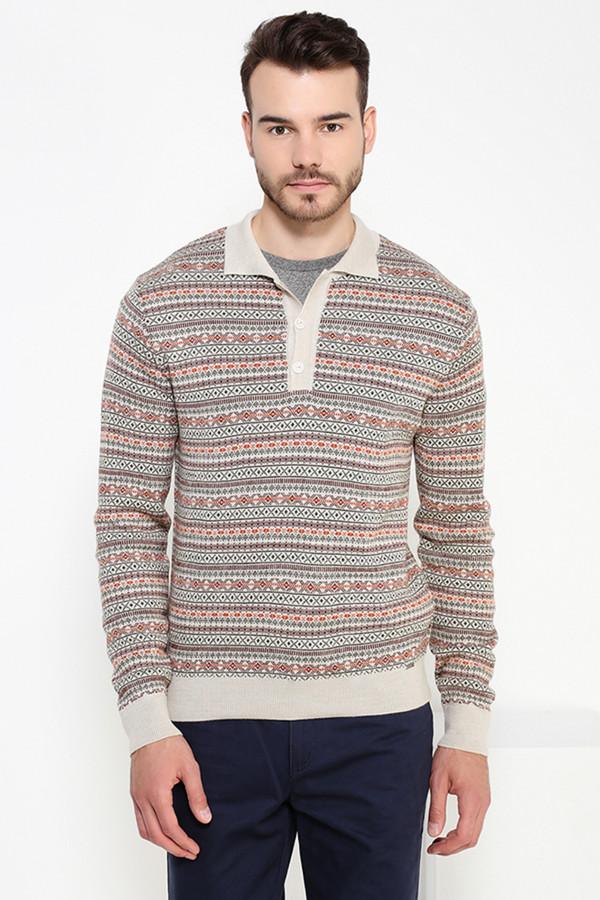 Джемпер FINN FLAREДжемперы и Пуловеры<br><br><br>Размер RU: 48<br>Пол: Мужской<br>Возраст: Взрослый<br>Материал: шерсть 50%, акрил 50%<br>Цвет: Разноцветный