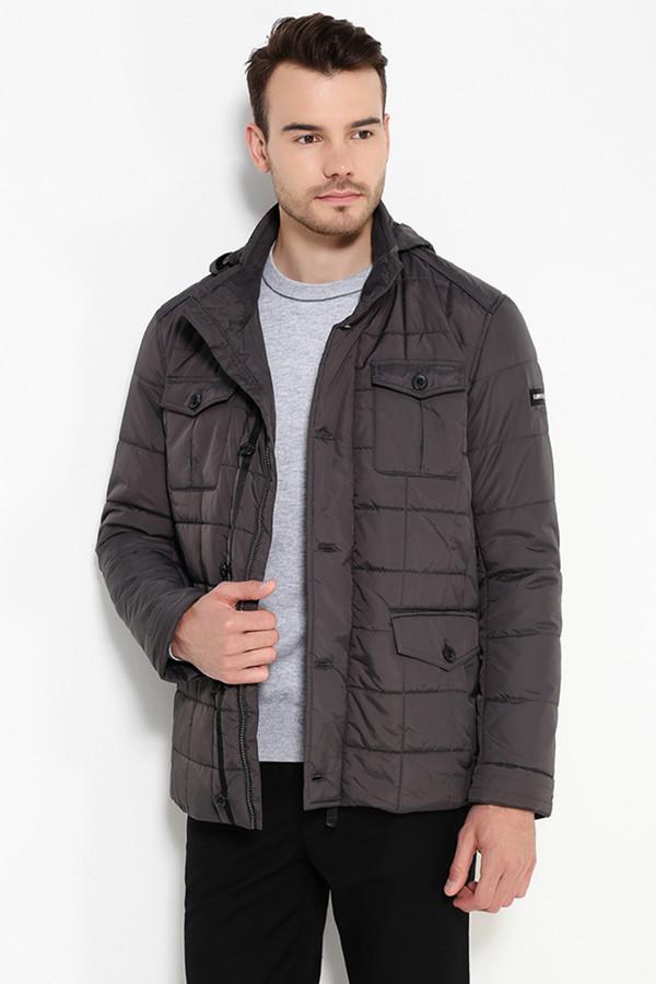 Куртка FINN FLAREКуртки<br><br><br>Размер RU: 50<br>Пол: Мужской<br>Возраст: Взрослый<br>Материал: полиэстер 100%<br>Цвет: Серый