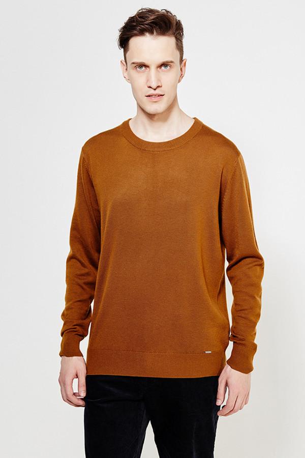 Джемпер FINN FLAREДжемперы и Пуловеры<br><br><br>Размер RU: 50<br>Пол: Мужской<br>Возраст: Взрослый<br>Материал: полиэстер 20%, нейлон 20%, шерсть 5%, акрил 55%<br>Цвет: Оранжевый