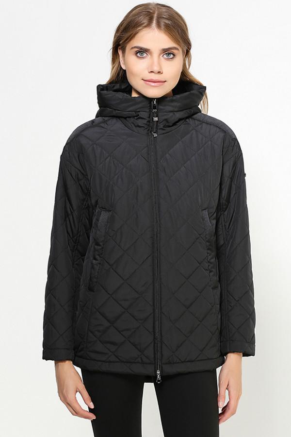 Куртка FINN FLAREКуртки<br><br><br>Размер RU: 48<br>Пол: Женский<br>Возраст: Взрослый<br>Материал: полиэстер 100%<br>Цвет: Чёрный