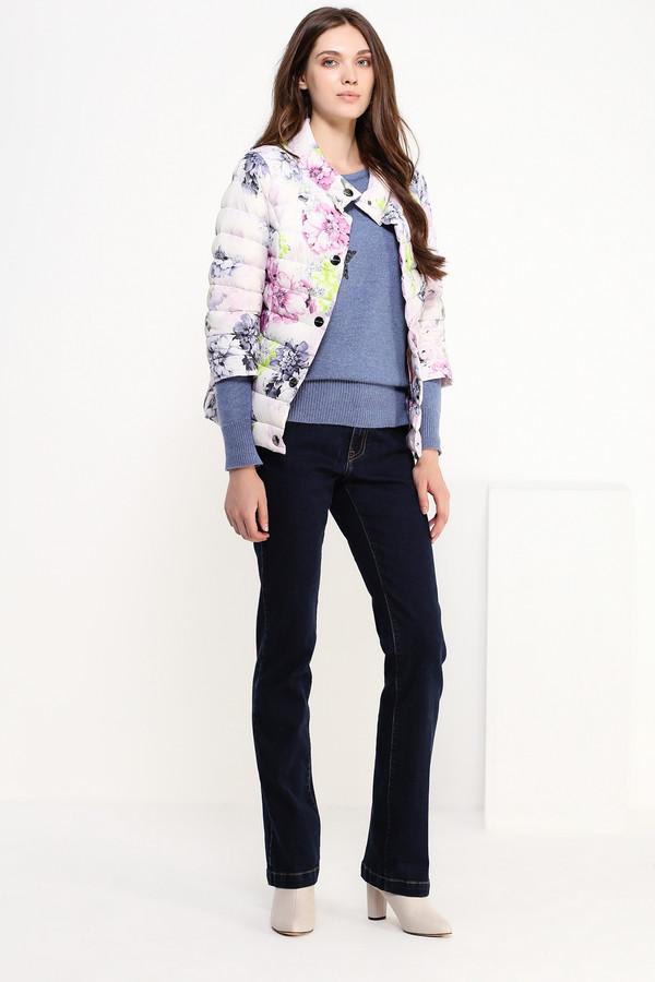 Куртка FINN FLAREКуртки<br><br><br>Размер RU: 42<br>Пол: Женский<br>Возраст: Взрослый<br>Материал: нейлон 100%, пух 100%<br>Цвет: Разноцветный