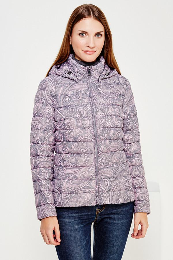Куртка FINN FLAREКуртки<br><br><br>Размер RU: 42<br>Пол: Женский<br>Возраст: Взрослый<br>Материал: нейлон 100%, пух 100%<br>Цвет: Розовый