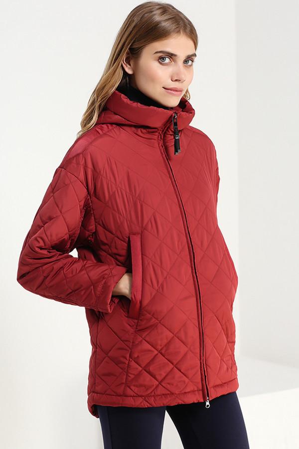 Куртка FINN FLAREКуртки<br><br><br>Размер RU: 46<br>Пол: Женский<br>Возраст: Взрослый<br>Материал: полиэстер 100%<br>Цвет: Бордовый