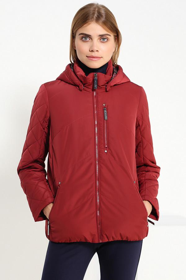Куртка FINN FLAREКуртки<br><br><br>Размер RU: 42<br>Пол: Женский<br>Возраст: Взрослый<br>Материал: полиэстер 100%<br>Цвет: Бордовый