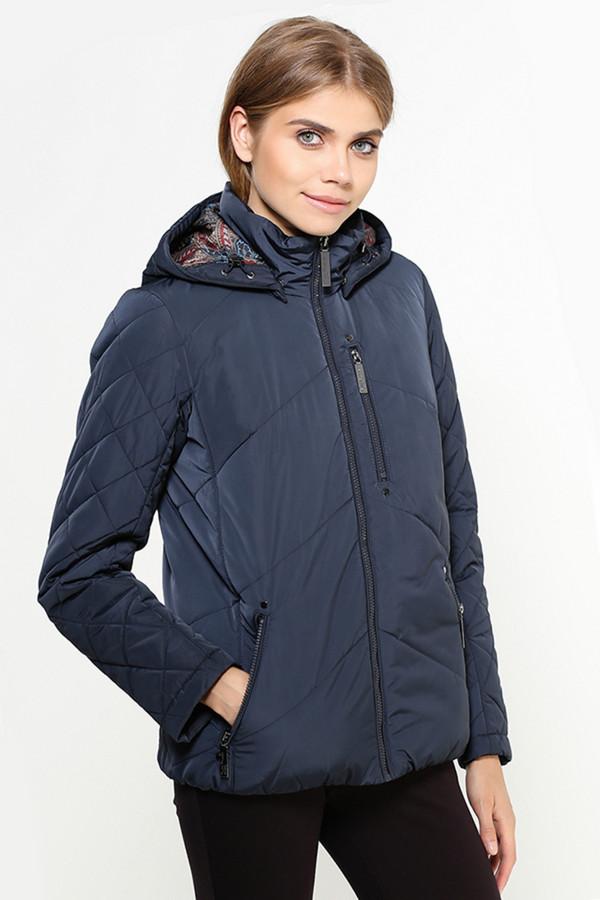 Куртка FINN FLAREКуртки<br><br><br>Размер RU: 46<br>Пол: Женский<br>Возраст: Взрослый<br>Материал: полиэстер 100%<br>Цвет: Синий