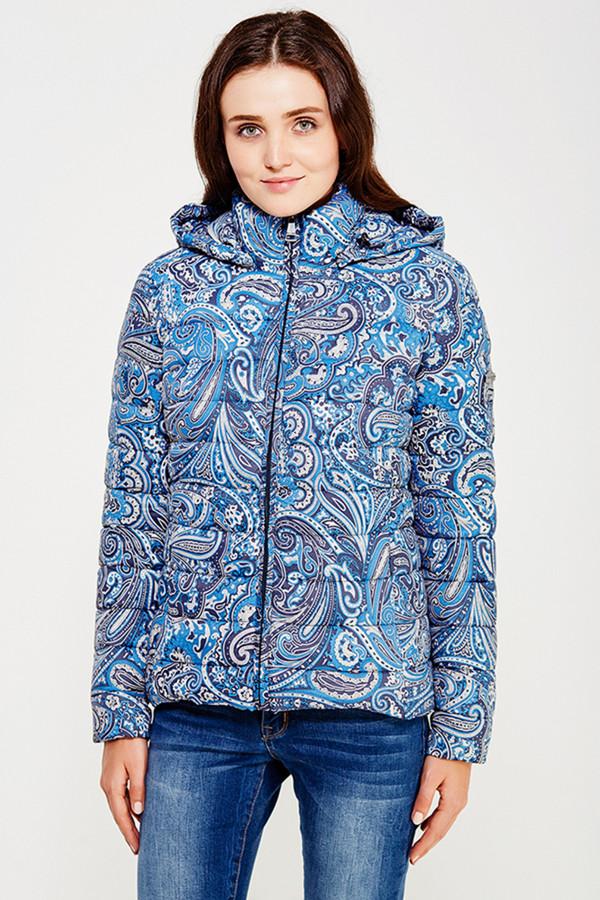 Куртка FINN FLAREКуртки<br><br><br>Размер RU: 50<br>Пол: Женский<br>Возраст: Взрослый<br>Материал: нейлон 100%, пух 100%<br>Цвет: Голубой