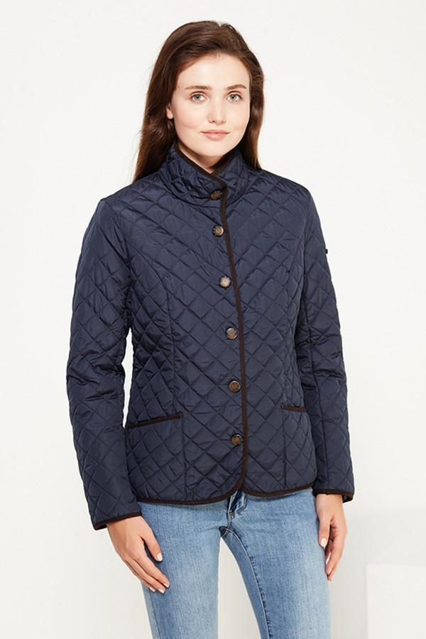 Куртка FINN FLAREКуртки<br><br><br>Размер RU: 50<br>Пол: Женский<br>Возраст: Взрослый<br>Материал: полиэстер 100%<br>Цвет: Синий