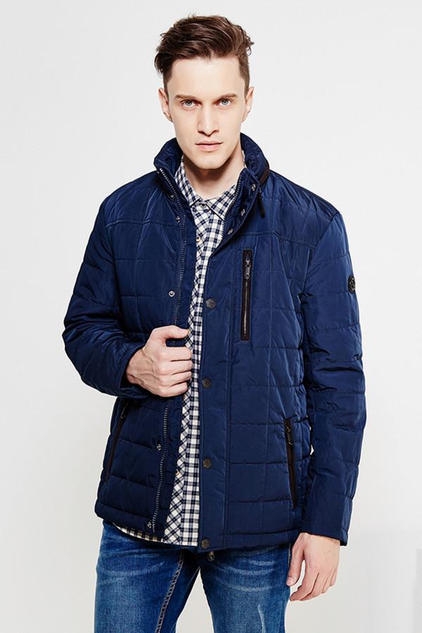 Куртка FINN FLAREКуртки<br><br><br>Размер RU: 48<br>Пол: Мужской<br>Возраст: Взрослый<br>Материал: полиэстер 100%<br>Цвет: Синий