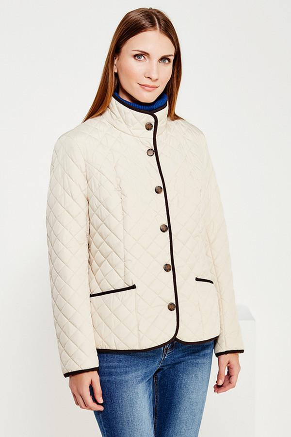 Куртка FINN FLAREКуртки<br><br><br>Размер RU: 52<br>Пол: Женский<br>Возраст: Взрослый<br>Материал: полиэстер 100%<br>Цвет: Бежевый