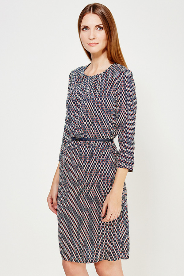 Платье FINN FLAREПлатья<br><br><br>Размер RU: 46<br>Пол: Женский<br>Возраст: Взрослый<br>Материал: вискоза 100%<br>Цвет: Белый