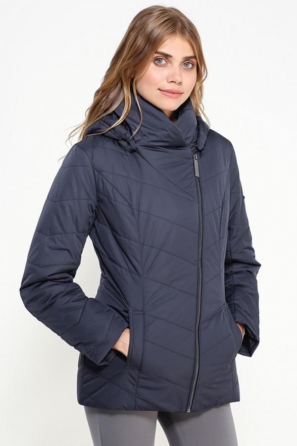 Куртка FINN FLAREКуртки<br><br><br>Размер RU: 48<br>Пол: Женский<br>Возраст: Взрослый<br>Материал: полиэстер 100%<br>Цвет: Синий