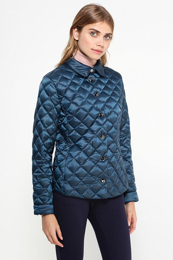 Куртка FINN FLAREКуртки<br><br><br>Размер RU: 46<br>Пол: Женский<br>Возраст: Взрослый<br>Материал: полиэстер 60%, нейлон 40%, пух 100%<br>Цвет: Синий