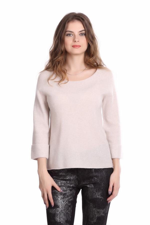 Пуловер CommaПуловеры<br><br><br>Размер RU: 42<br>Пол: Женский<br>Возраст: Взрослый<br>Материал: шерсть 88%, кашемир 12%<br>Цвет: Розовый