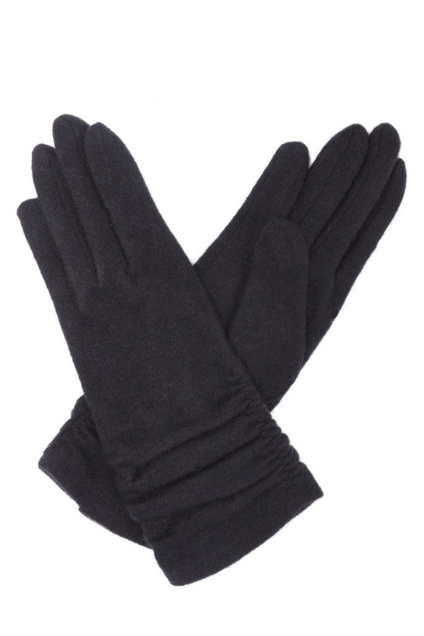 Перчатки RoecklПерчатки<br><br><br>Размер RU: один размер<br>Пол: Женский<br>Возраст: Взрослый<br>Материал: шерсть 80%, нейлон 20%<br>Цвет: Чёрный