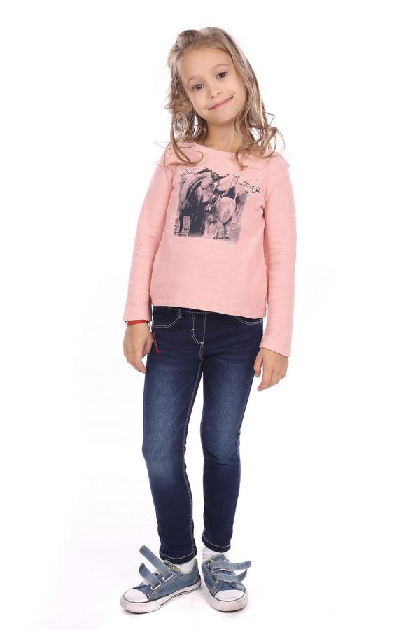 Джемперы и кардиганы s.OliverДжемперы и кардиганы<br><br><br>Размер RU: 28;104-110<br>Пол: Женский<br>Возраст: Детский<br>Материал: хлопок 100%<br>Цвет: Розовый