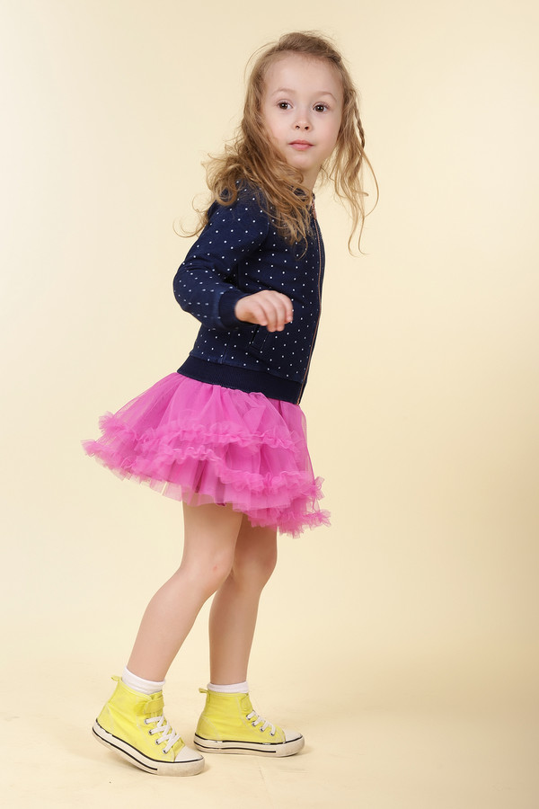 Джемперы и кардиганы s.OliverДжемперы и кардиганы<br><br><br>Размер RU: 30;116-122<br>Пол: Женский<br>Возраст: Детский<br>Материал: эластан 5%, хлопок 95%<br>Цвет: Синий