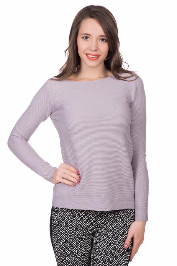 Купить Пуловер Tom Tailor, Бангладеш, Сиреневый, полиэстер 55%, шерсть 20%, полиакрил 25%