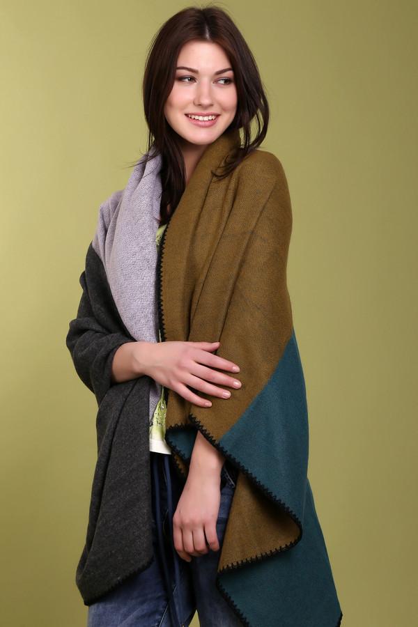 женский платок codello, разноцветный