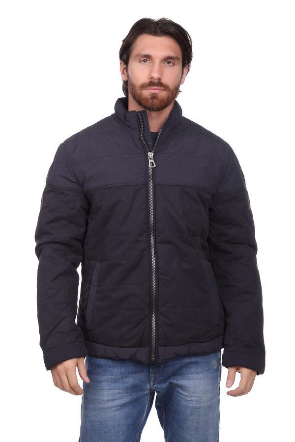 Куртка LerrosКуртки<br><br><br>Размер RU: 58-60<br>Пол: Мужской<br>Возраст: Взрослый<br>Материал: хлопок 40%, полиэстер 49%, нейлон 11%, Состав_подкладка полиэстер 100%<br>Цвет: Чёрный