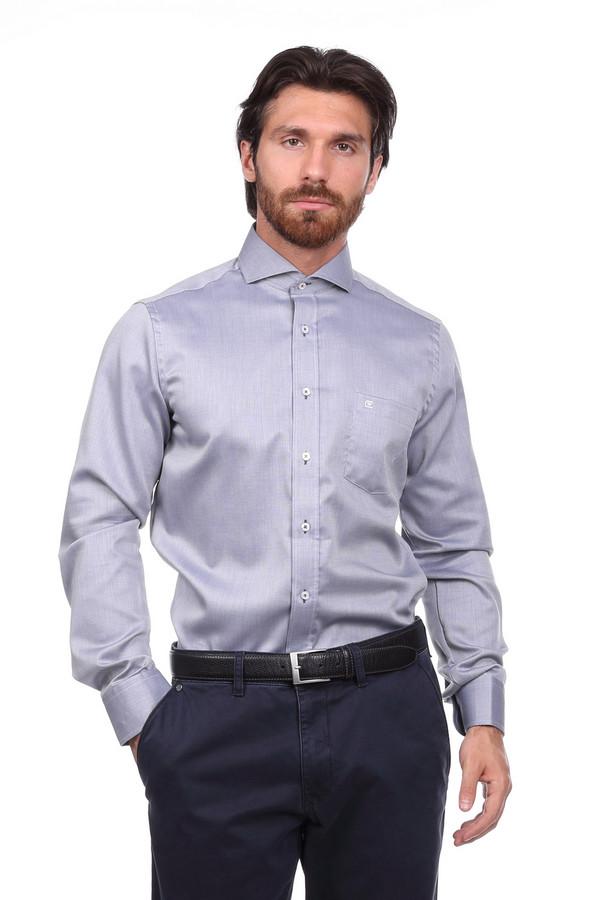 Рубашка с длинным рукавом Casa ModaДлинный рукав<br><br><br>Размер RU: 46<br>Пол: Мужской<br>Возраст: Взрослый<br>Материал: хлопок 100%<br>Цвет: Голубой