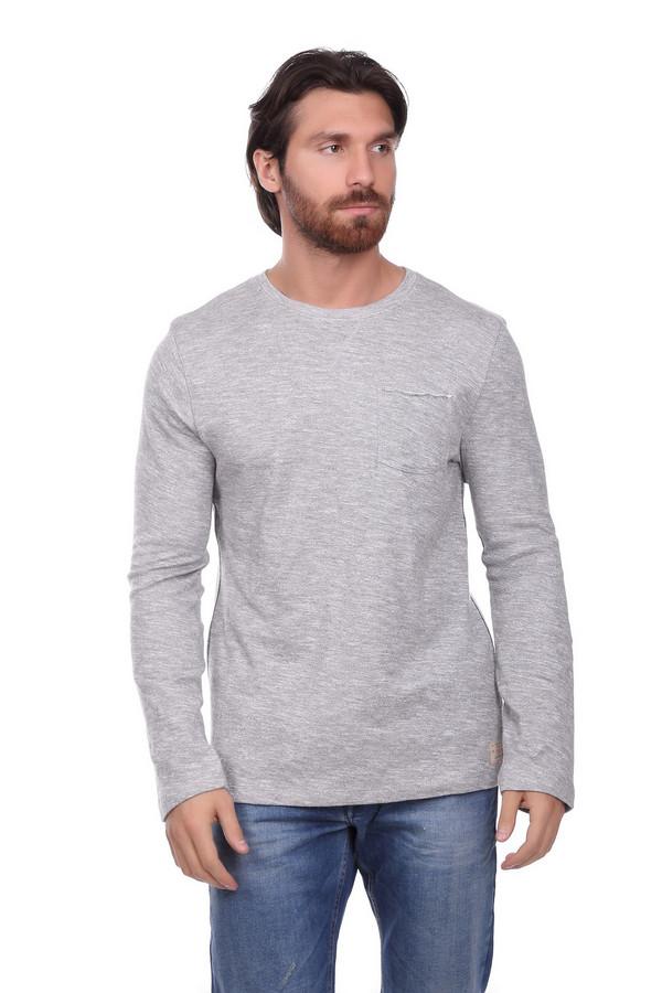 Джемпер Tom TailorДжемперы и Пуловеры<br><br><br>Размер RU: 50-52<br>Пол: Мужской<br>Возраст: Взрослый<br>Материал: вискоза 12%, хлопок 88%<br>Цвет: Серый