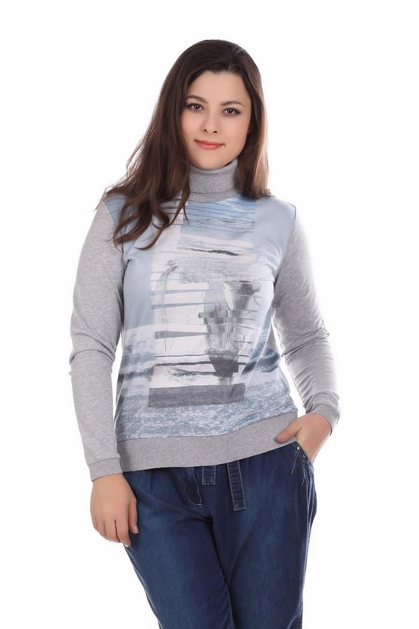 Пуловер LecomteПуловеры<br><br><br>Размер RU: 44<br>Пол: Женский<br>Возраст: Взрослый<br>Материал: хлопок 35%, полиэстер 65%<br>Цвет: Голубой