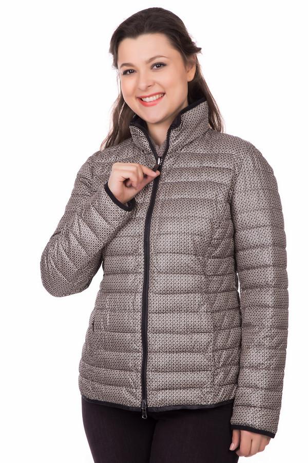 Куртка LebekКуртки<br><br><br>Размер RU: 48<br>Пол: Женский<br>Возраст: Взрослый<br>Материал: полиэстер 100%<br>Цвет: Разноцветный