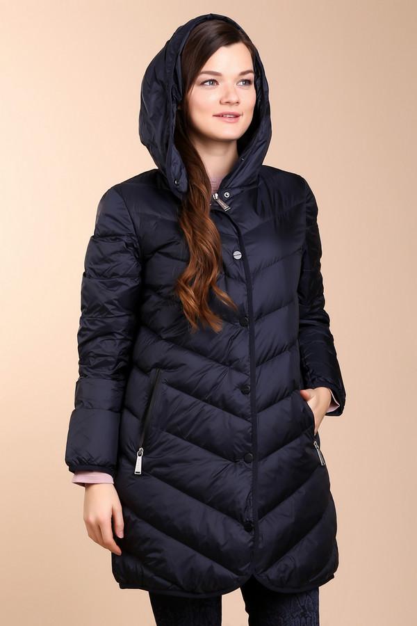 Куртка BeaumontКуртки<br><br><br>Размер RU: 46<br>Пол: Женский<br>Возраст: Взрослый<br>Материал: полиэстер 100%, Состав_подкладка полиэстер 100%<br>Цвет: Синий