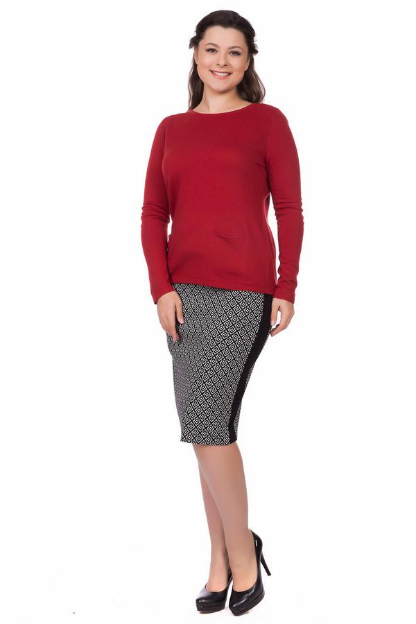 Купить Пуловер Betty Barclay, Китай, Красный, полиэстер 40%, вискоза 40%, полиамид 16%, шерсть 4%