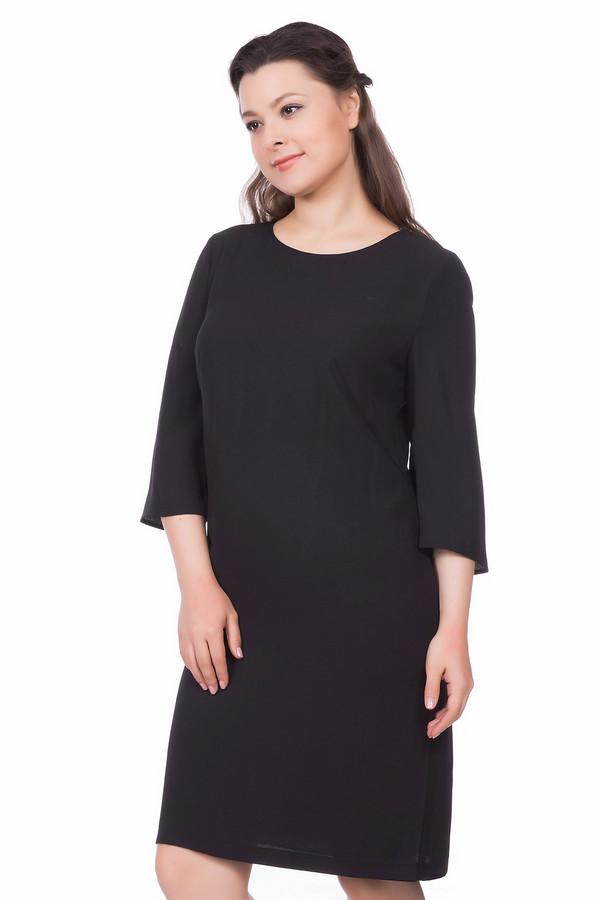 Платье Betty BarclayПлатья<br><br><br>Размер RU: 46<br>Пол: Женский<br>Возраст: Взрослый<br>Материал: полиэстер 100%, Состав_подкладка полиэстер 100%<br>Цвет: Синий