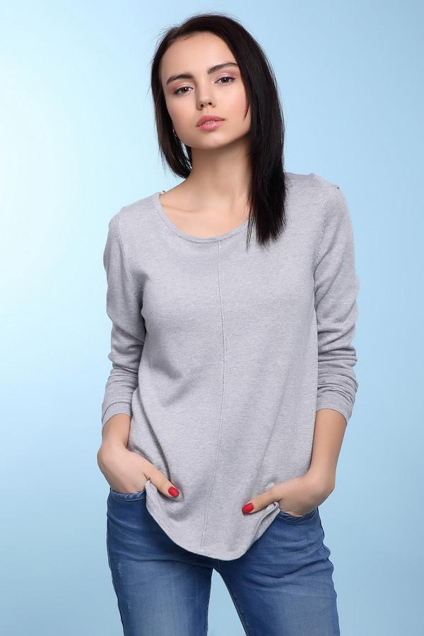 Пуловер s.OliverПуловеры<br><br><br>Размер RU: 42<br>Пол: Женский<br>Возраст: Взрослый<br>Материал: полиамид 30%, шерсть 5%, вискоза 45%, хлопок 20%<br>Цвет: Серый