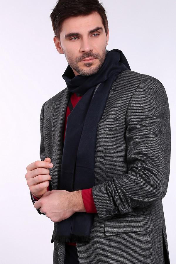 мужской шарф pezzo, серый