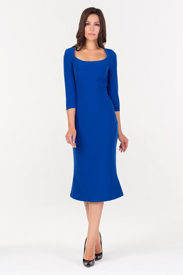 Платье XARIZMASПлатья<br><br><br>Размер RU: 48<br>Пол: Женский<br>Возраст: Взрослый<br>Материал: полиэстер 97%, эластан 3%<br>Цвет: Синий