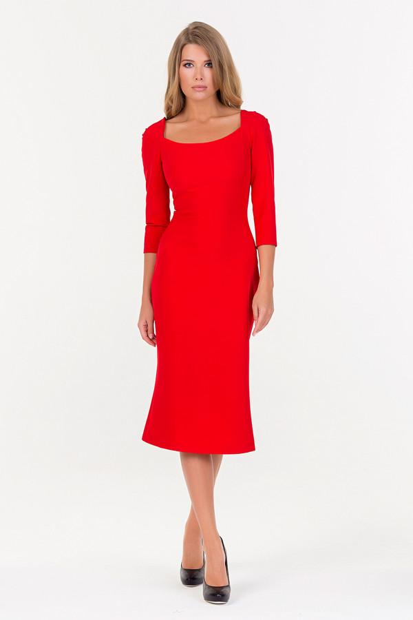 Платье XARIZMASПлатья<br><br><br>Размер RU: 42<br>Пол: Женский<br>Возраст: Взрослый<br>Материал: полиэстер 97%, эластан 3%<br>Цвет: Красный