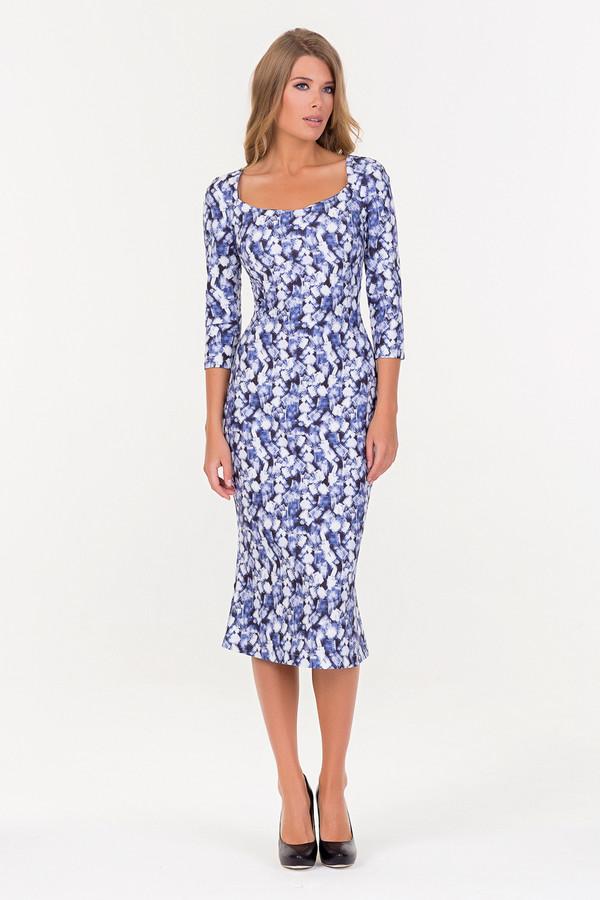 Платье XARIZMASПлатья<br><br><br>Размер RU: 50<br>Пол: Женский<br>Возраст: Взрослый<br>Материал: полиэстер 97%, эластан 3%<br>Цвет: Разноцветный