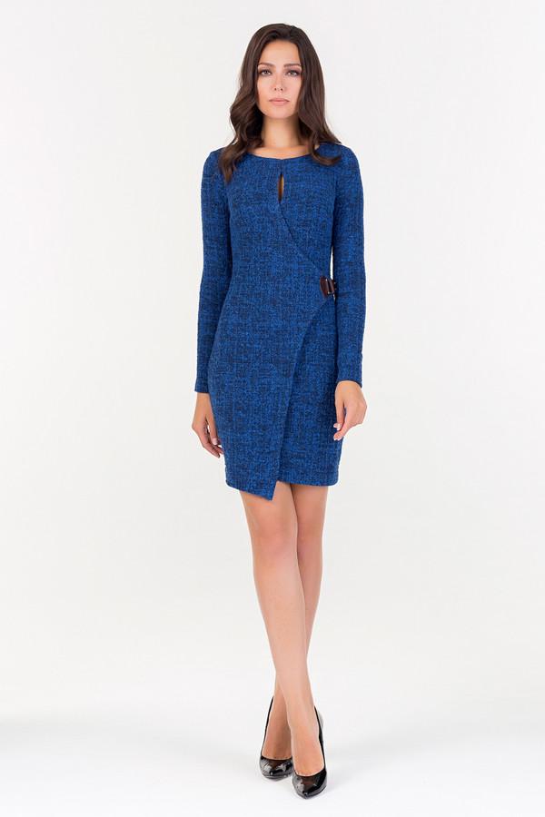 Платье XARIZMASПлатья<br><br><br>Размер RU: 48<br>Пол: Женский<br>Возраст: Взрослый<br>Материал: эластан 3%, хлопок 53%, полиэстер 44%<br>Цвет: Синий