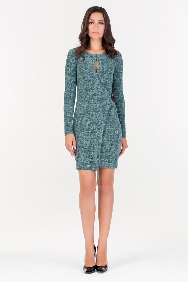 Платье XARIZMASПлатья<br><br><br>Размер RU: 48<br>Пол: Женский<br>Возраст: Взрослый<br>Материал: эластан 3%, хлопок 53%, полиэстер 44%<br>Цвет: Зелёный