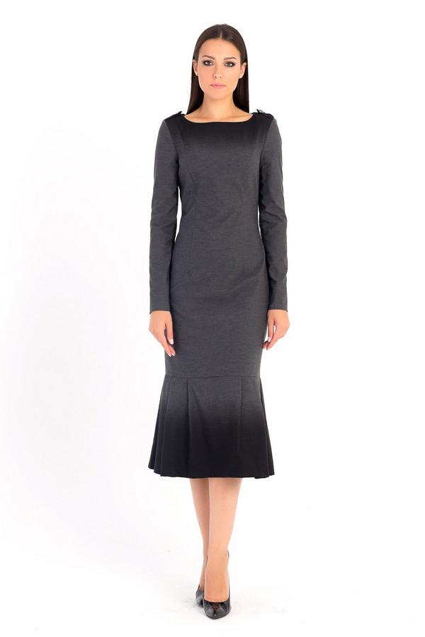 Платье XARIZMASПлатья<br><br><br>Размер RU: 44<br>Пол: Женский<br>Возраст: Взрослый<br>Материал: полиэстер 55%, эластан 5%, вискоза 40%<br>Цвет: Чёрный