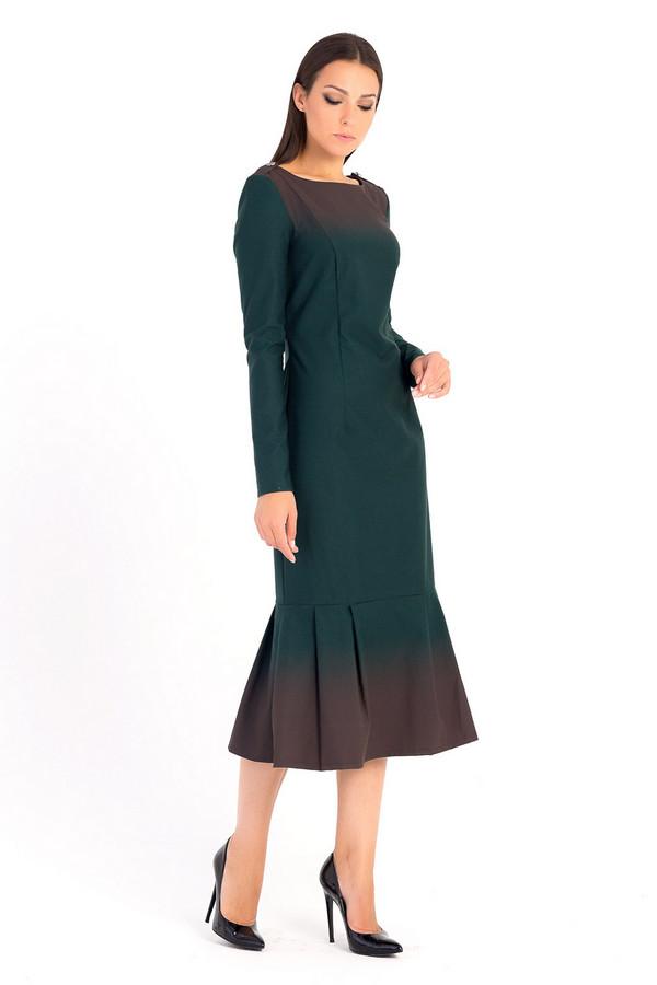Платье XARIZMASПлатья<br><br><br>Размер RU: 46<br>Пол: Женский<br>Возраст: Взрослый<br>Материал: полиэстер 55%, эластан 5%, вискоза 40%<br>Цвет: Коричневый