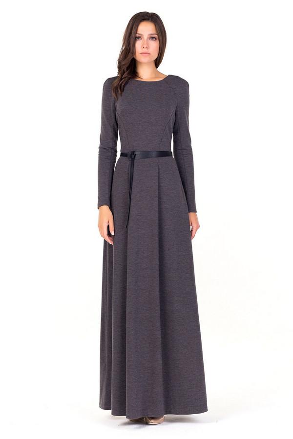 Платье XARIZMASПлатья<br><br><br>Размер RU: 40<br>Пол: Женский<br>Возраст: Взрослый<br>Материал: эластан 5%, полиэстер 35%, вискоза 60%<br>Цвет: Серый