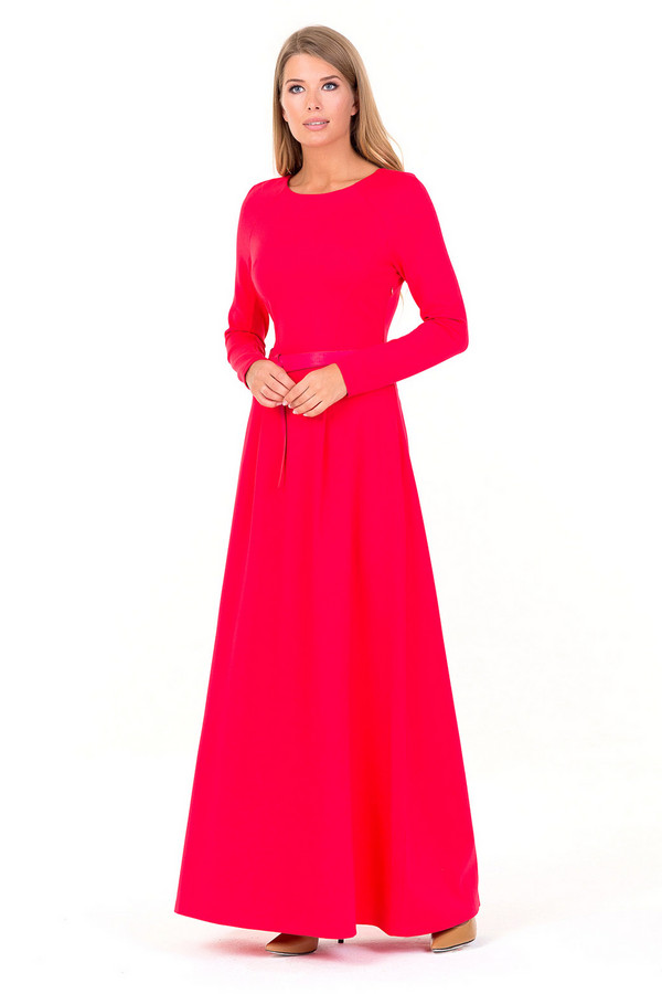 Платье XARIZMASПлатья<br><br><br>Размер RU: 42<br>Пол: Женский<br>Возраст: Взрослый<br>Материал: эластан 5%, полиэстер 35%, вискоза 60%<br>Цвет: Красный