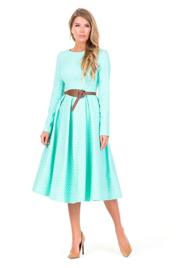 Платье XARIZMASПлатья<br><br><br>Размер RU: 44<br>Пол: Женский<br>Возраст: Взрослый<br>Материал: полиэстер 60%, эластан 2%, вискоза 38%<br>Цвет: Зелёный