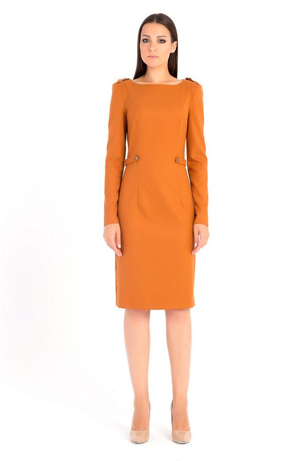 Платье XARIZMASПлатья<br><br><br>Размер RU: 50<br>Пол: Женский<br>Возраст: Взрослый<br>Материал: эластан 5%, полиэстер 55%, вискоза 40%<br>Цвет: Оранжевый